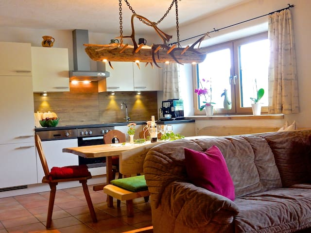 Simply the best accommodation in Ötztal :-) - Sautens - Apartamento