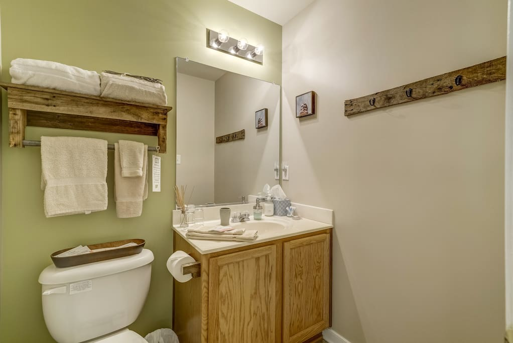 Weston Bathroom - Relaxed Comfort