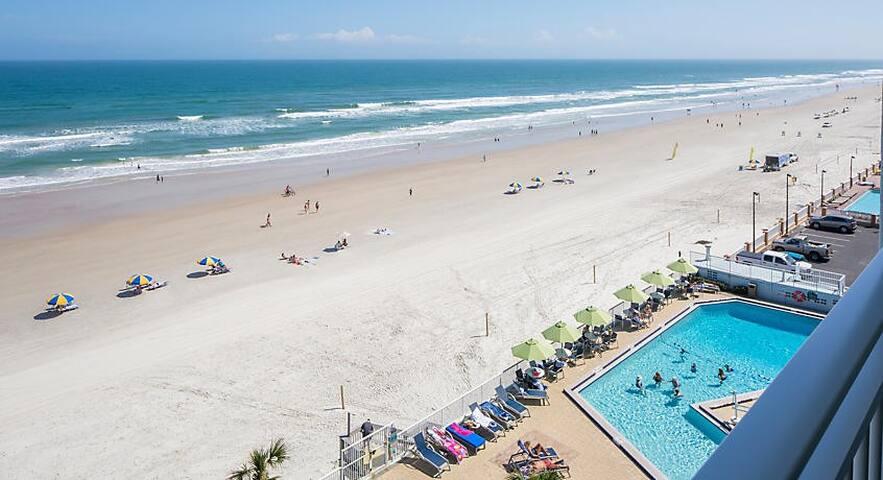Daytona Beach Ocean Front Feb 12-16