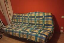 Habitación 2 con Sofá cama