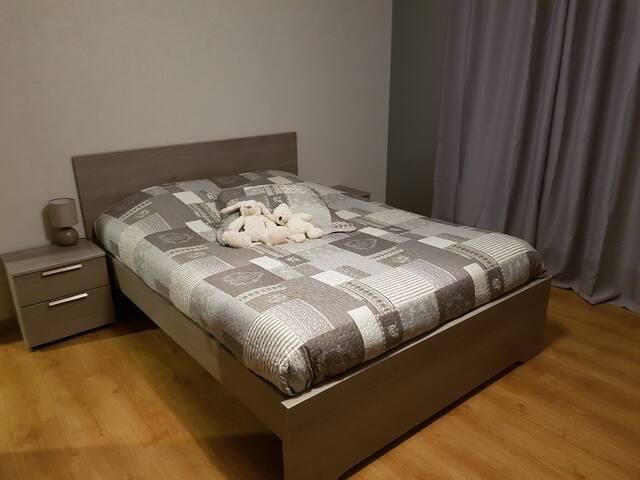 Chambres dans maison à Verdun 35 € la chambre/nuit