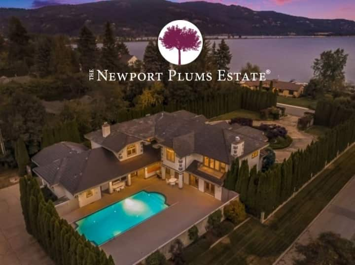 Iconic Estate Home In Downtown Sandpoint
