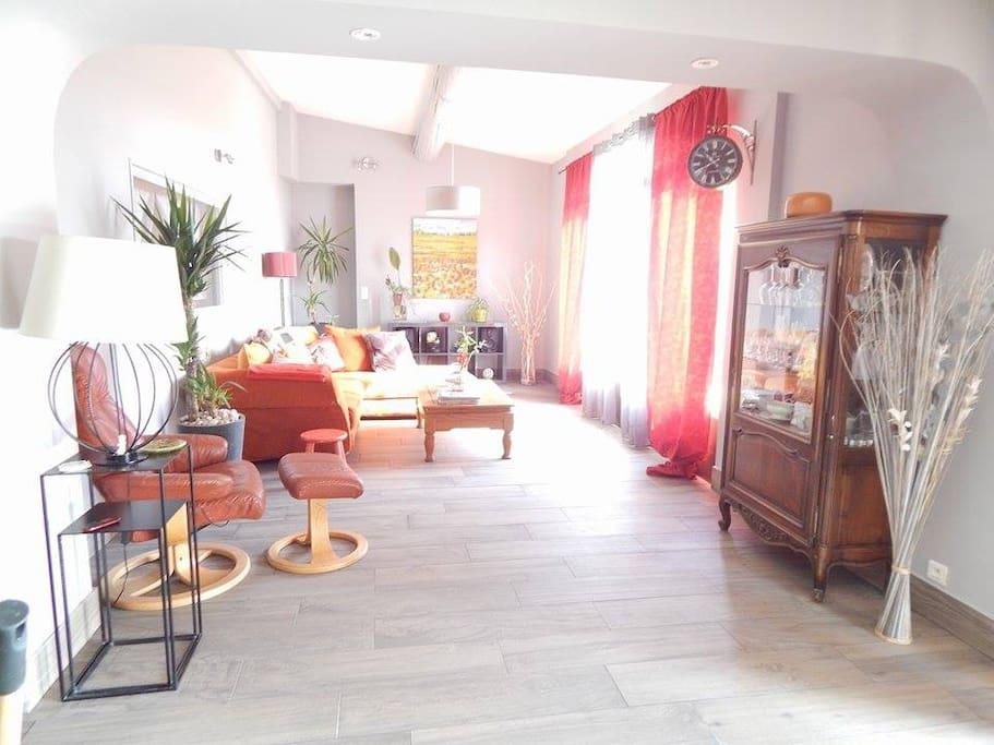 Villa confortable proche du centre villas louer aix - Bus salon de provence aix en provence ...