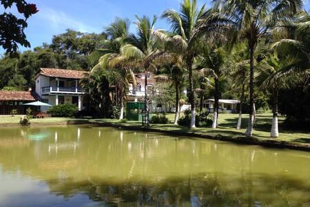 Passatempo Casa de Campo - Paraíba do Sul - 小木屋