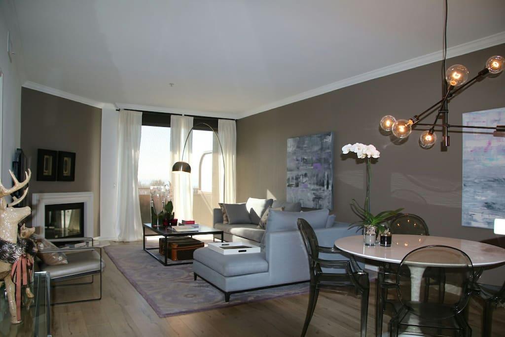 Casa De Sol Luxury Apartment Apartments For Rent In Los Angeles California