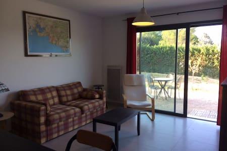 Appartement tout confort à 10 mn d'Aix en Provence - Appartement