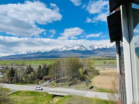 Svit apartment High Tatras