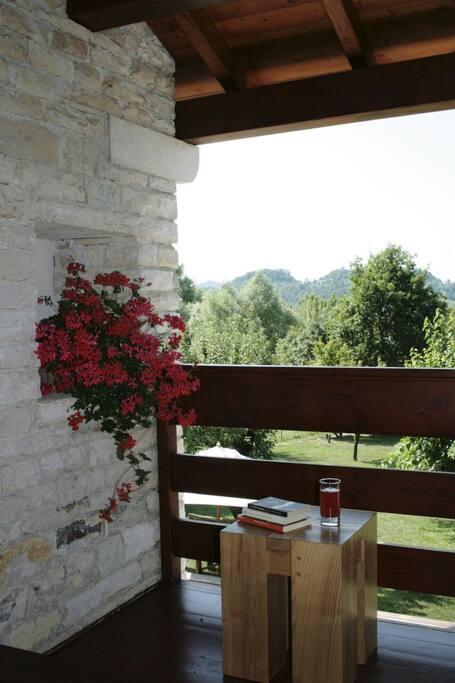 Relax nel balconcino