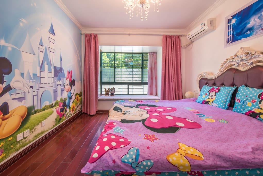 迪士尼房 Disney Room