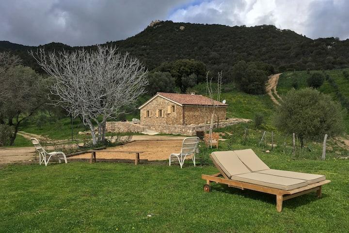 Maison Traditionnelle du Domaine de l'Arcusa