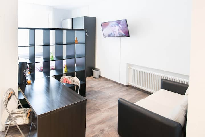 CentralApartmentsAalen City-Studio 32