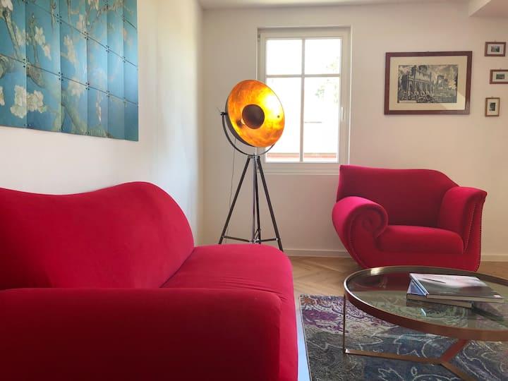 Villa Piccinni - Art-Wohnung in guter Lage