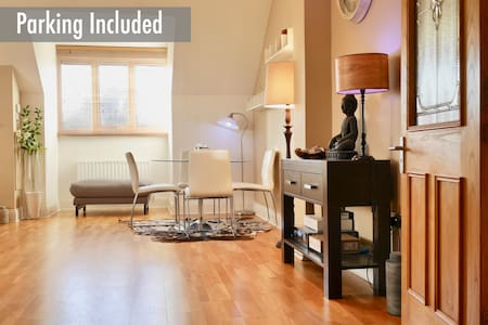 Luxury 2-Bedroom Penthouse near Airport & Seaside - Dublin - Wohnung