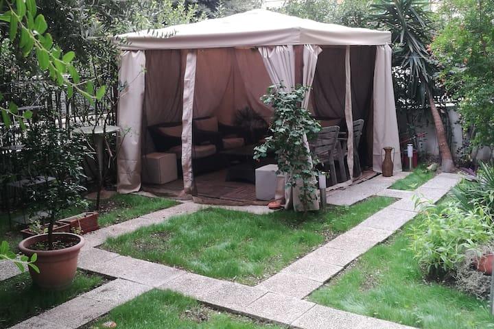 Home Garden Rome
