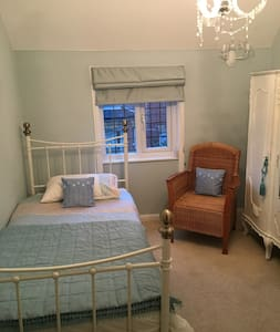 Two single rooms, private bathroom in Herne Bay - Herne Bay - Dům