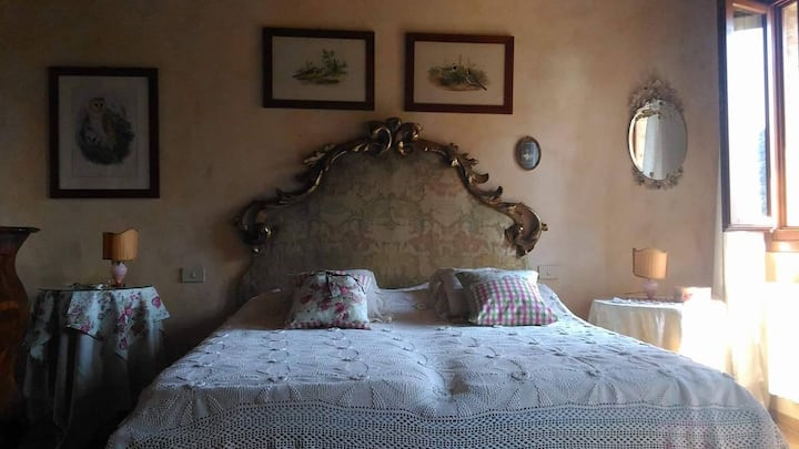 18th century room close to Palladian Villas