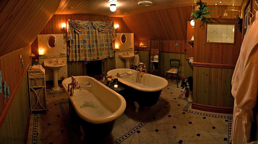 Luxurious and romantic 5 Star Self Catering for two. - Isle of Skye - Hus