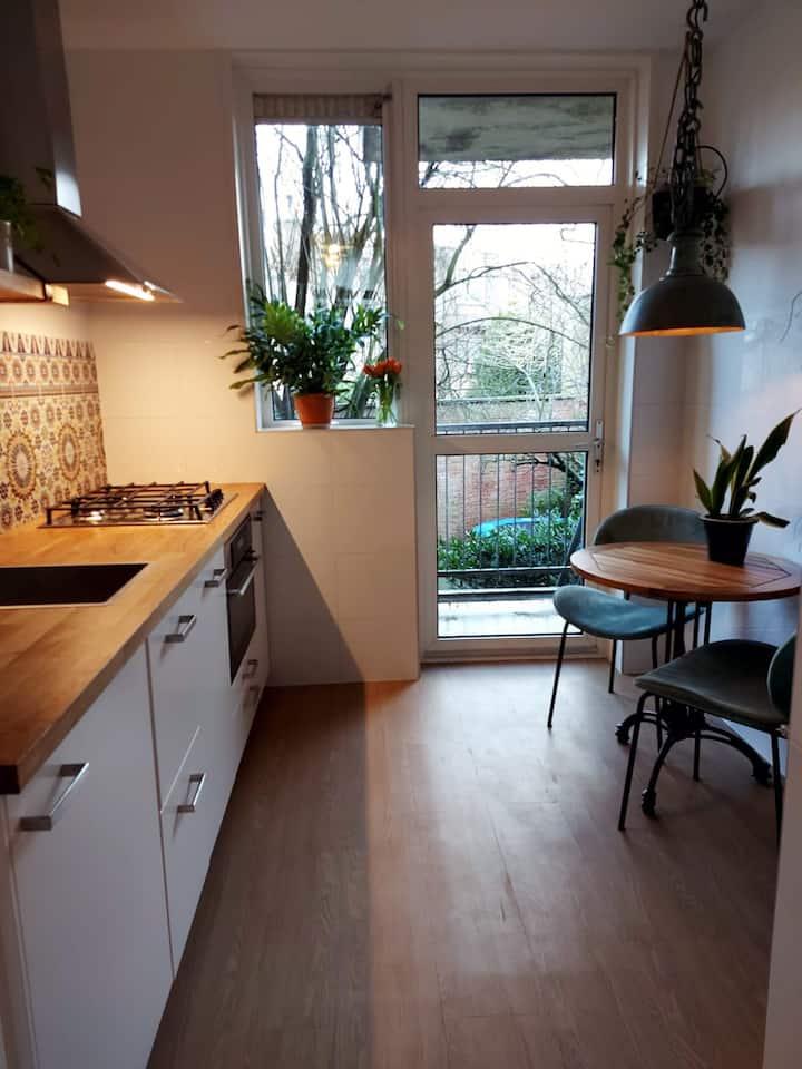 Luxe verblijf in hartje Haarlem