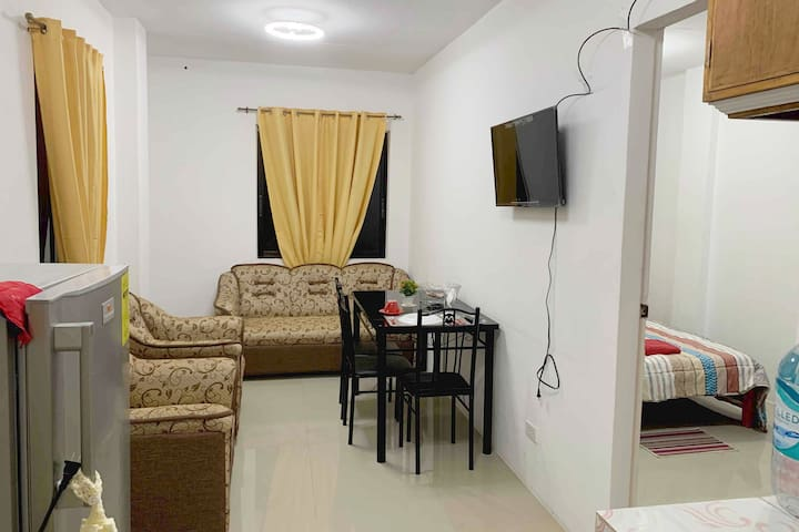 Apartment B Near Beach with Free Grab/Taxi Refund