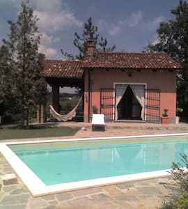 Cozy country nest in Monferrato vineyards - Calliano - House
