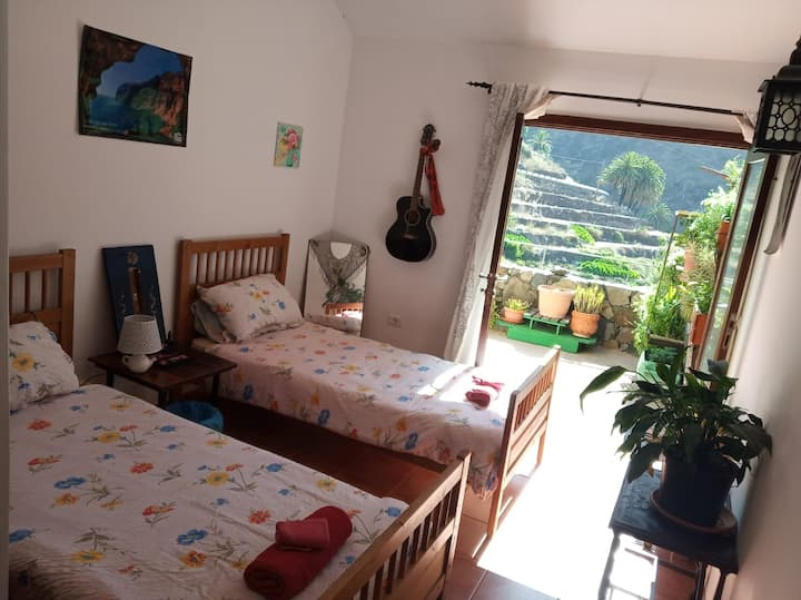 Casa susana, singles room