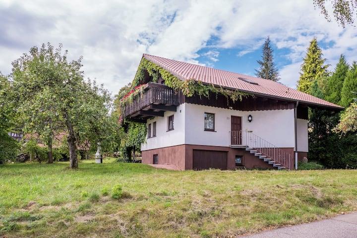 Cozy Holiday Home in Loßburg near Ski Area