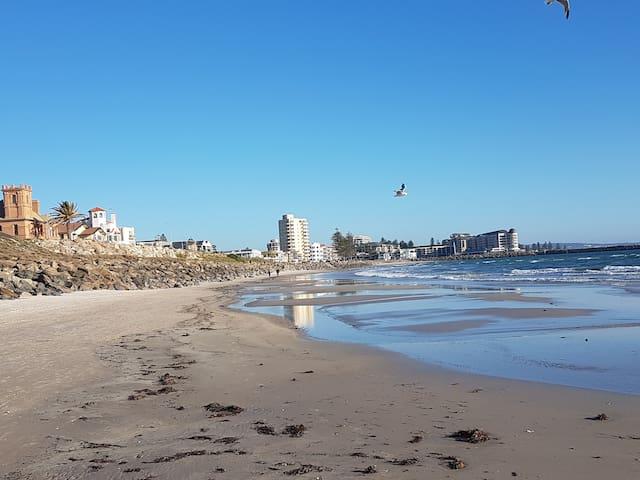 Absolute Beachfront Bliss