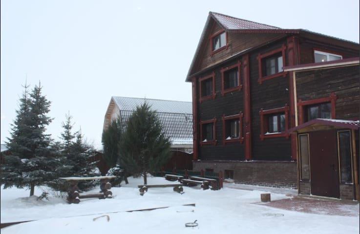 Снимайте дом по цене гостиничного номера от 3500р - Ivanovskoye - Casa