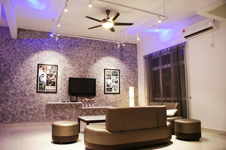 New Shamrock Seaview 11 Villa, 5R5B, Penang