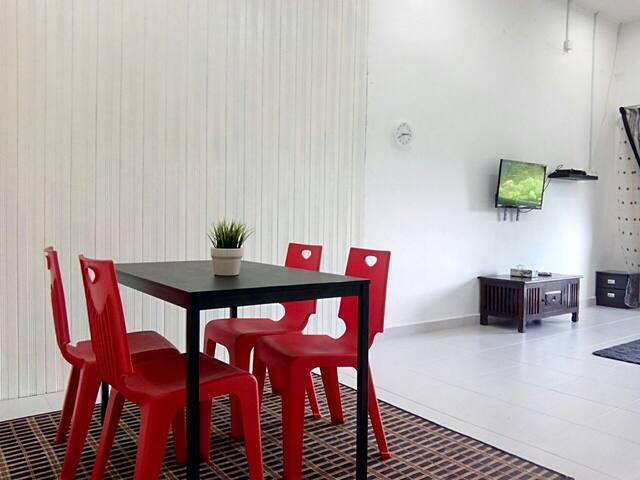 BUDGET HOME2STAY KUALA TERENGGANU - Kuala Terengganu - House