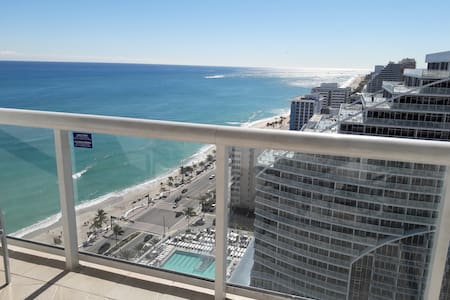 Located on Penthouse flr QClub Ft Lauderdale Resrt