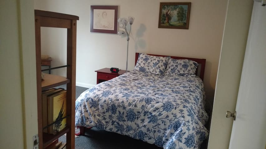 Private room in SF home, 6 blocks from Ocean Beach