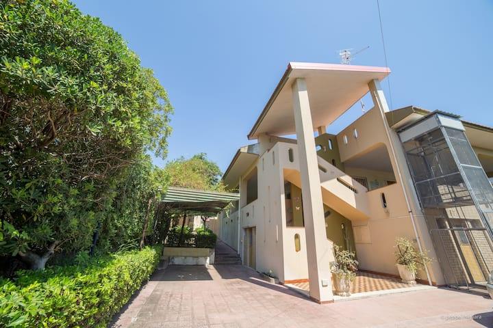 Appartamento in villa Giusy Fontane Bianche