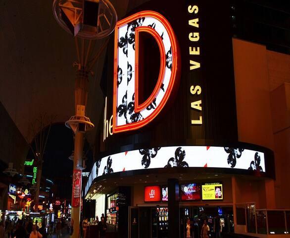 The D Hotel & Casino Las Vegas
