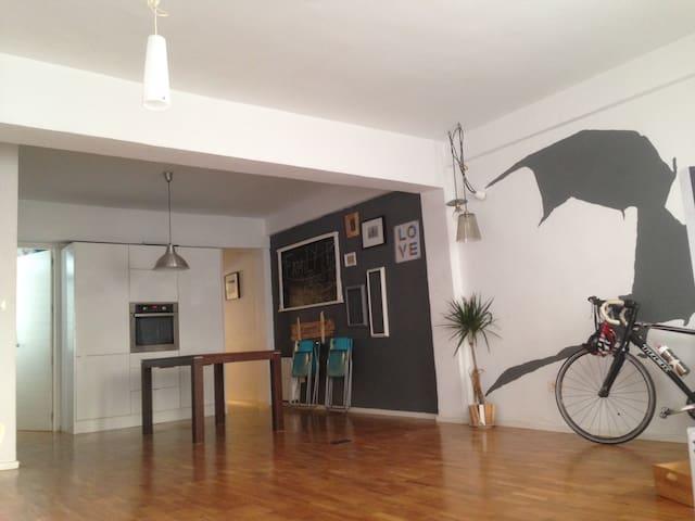Habitación privada o piso