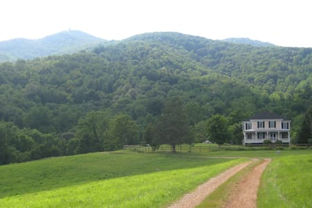Heart of High Peak (restored farmhouse) - Monroe
