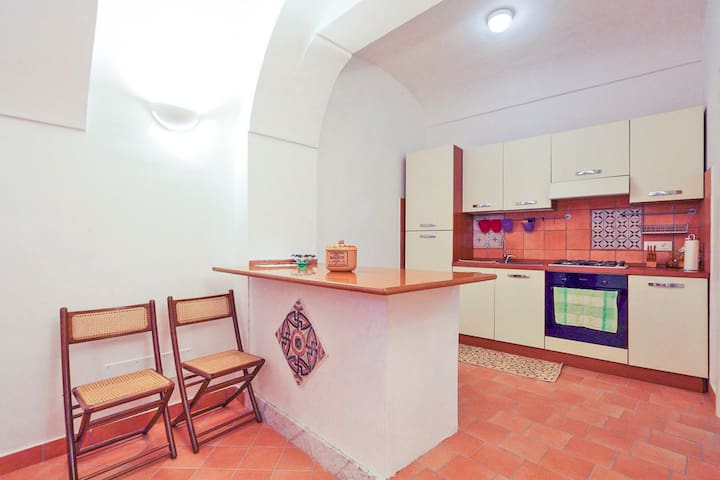 LivingAmalfi Paradiso: seaview,wifi,up to 5 guests - Atrani - Apartment
