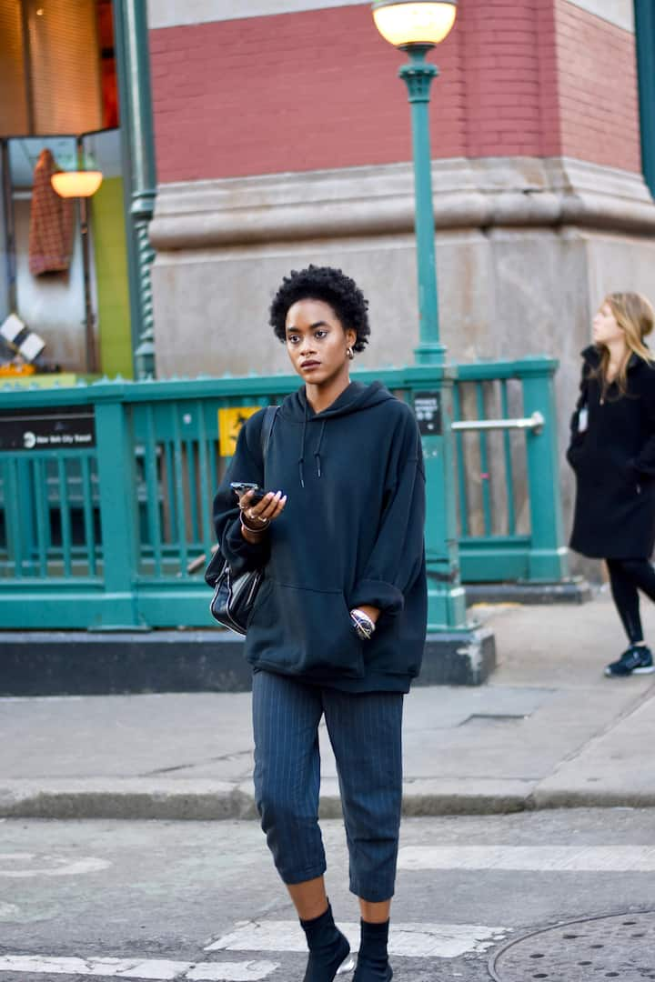 Street Style, Soho, NYC