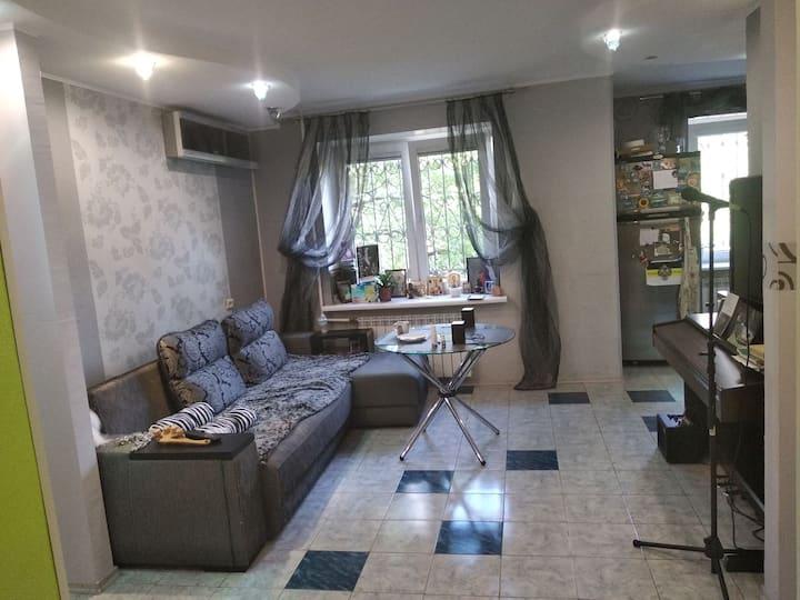 Сдаётся комната в квартире с евро ремонтом