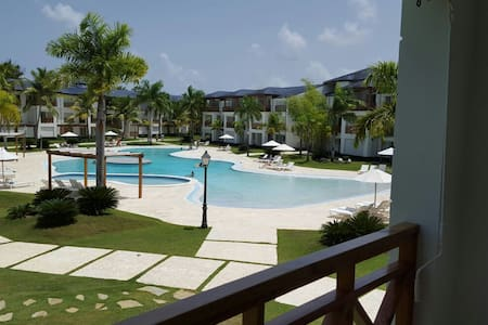 Amazing Apartament on a Luxury Complex with Beach - Puerto Plata - Daire