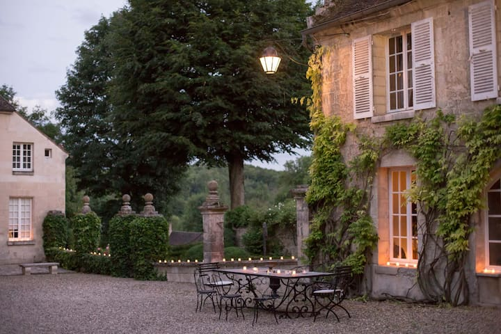 L'Abbaye de Morienval - Bed & Breakfast