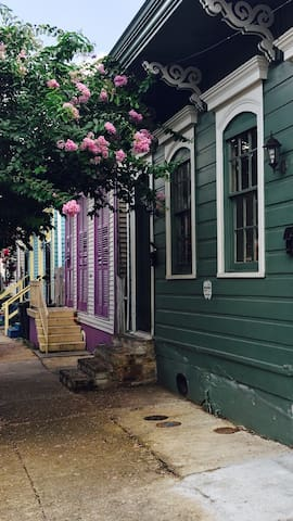 Bed & Breakfast in Treme! (chill) - New Orleans - Bed & Breakfast