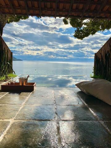 Casa da Ilha | Suíte Lagoa Verde