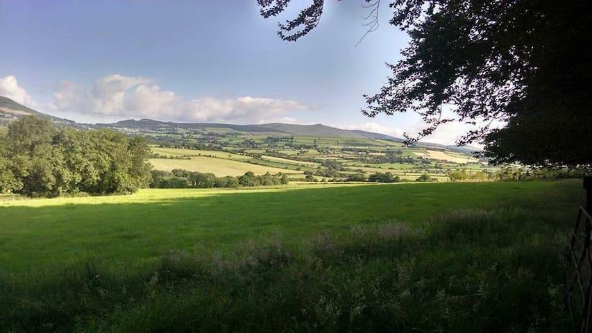 Spacious Countryside Getaway - Gorey - Hus