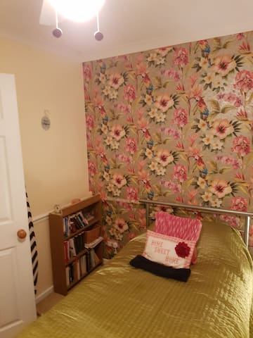 fully furnished single room available