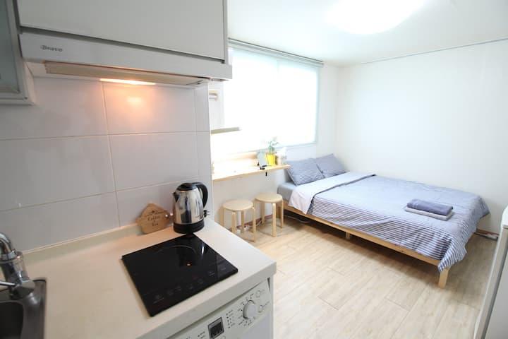 Designer's Mini Seoul Apartment