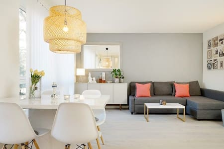 Central location,new renovated and private parking - Oslo - Lakás