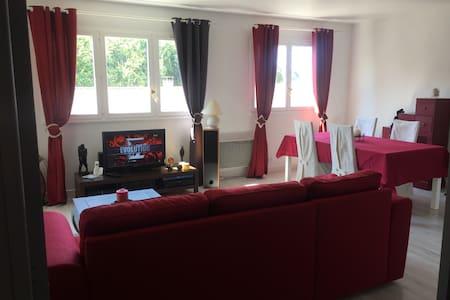 Cozy apartment near Paris & Disney - Leilighet