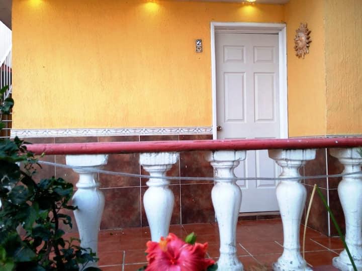 Estancia tranquila en Villa San Lucas