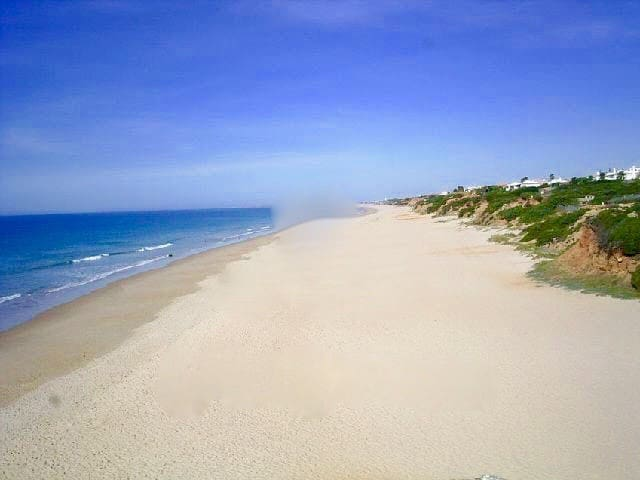 playa natural